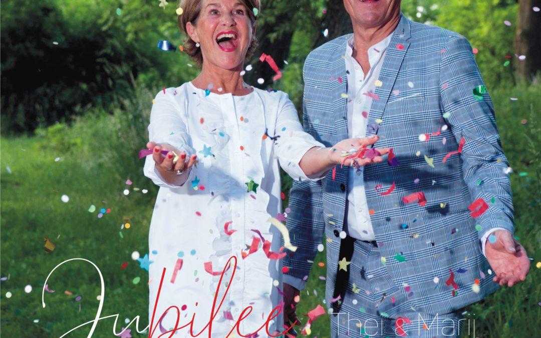 "Thei en Marij presenteren jubileum CD ""Jubilee"""
