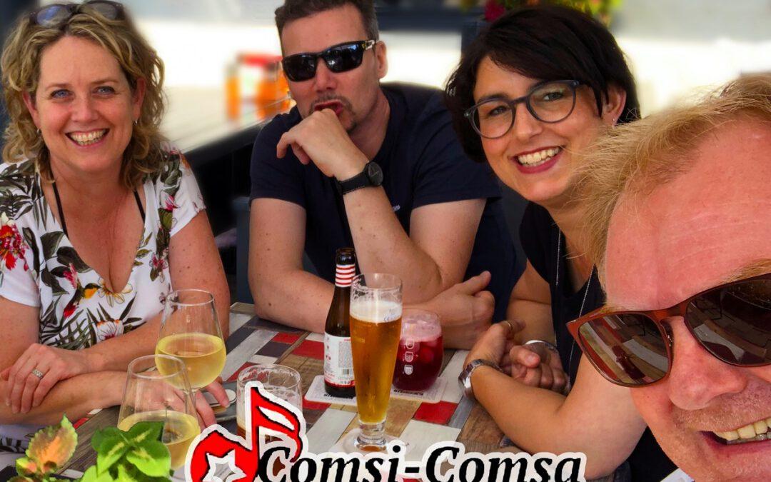 Comsi Comsa lanceert nieuwe single
