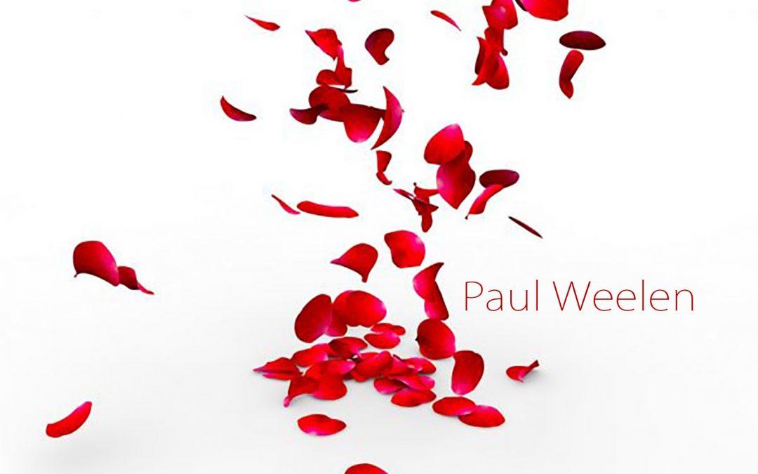 Roeëzeblad   tweede single van Paul Weelen in 2021