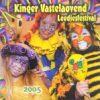 DIVERSE ARTIESTEN - KINGER VASTELAOVEND 2005