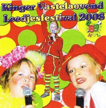 DIVERSE ARTIESTEN - KINGER VASTELAOVEND 2008