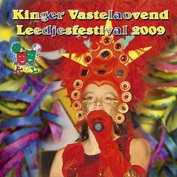 DIVERSE ARTIESTEN - KINGER VASTELAOVEND 2009