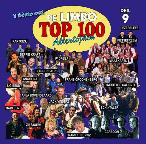 DIVERSE ARTIESTEN - LIMBO TOP 100  DEIL 9