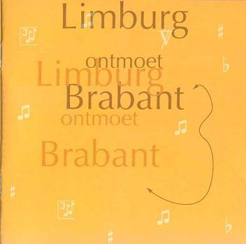 DIVERSE ARTIESTEN - LIMBURG ONTMOET BRABANT