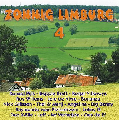 DIVERSE ARTIESTEN - ZONNIG LIMBURG 4