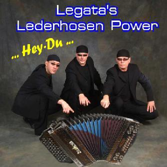LEGATA\'S LEDERHOSEN POWER - HEY DU