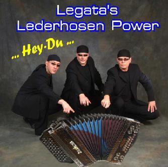 LEGATA\'S LEDERHOSEN POWER - HEY DU