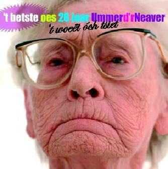 UMMER D'R NEAVER - BESTE OET 26 JOAR UMMER D'R NEAVER