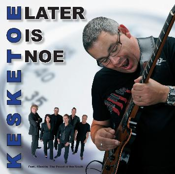 Kesketoe - Later is noe