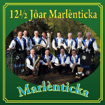 Marlenticka - 12,5 jaor Marlenticka