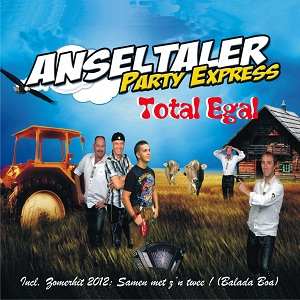 Anseltaler Party Express - Total Egal