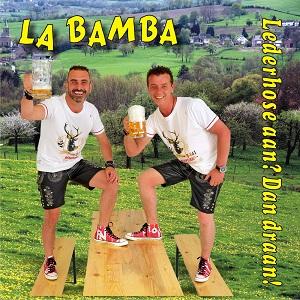 LA BAMBA - LEDERHOSE AAN? DAN DRAAN!